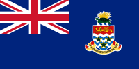 Cayman Island flag