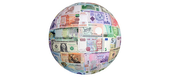 170 World Currencies